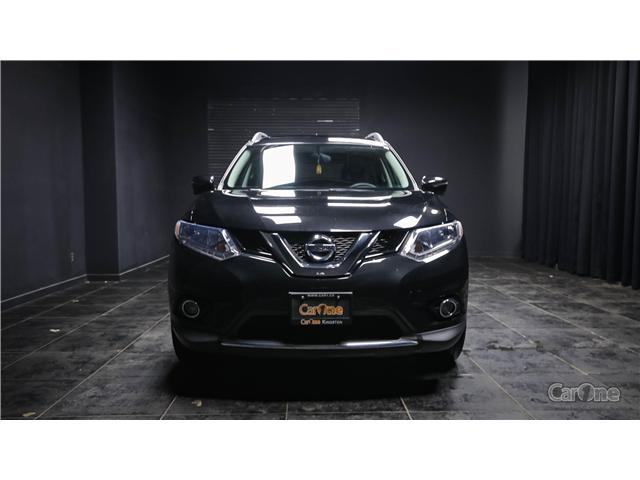 2016 Nissan Rogue SV (Stk: CT19-145) in Kingston - Image 2 of 36