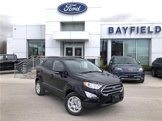 2019 Ford EcoSport SE (Stk: ET19464) in Barrie - Image 1 of 27