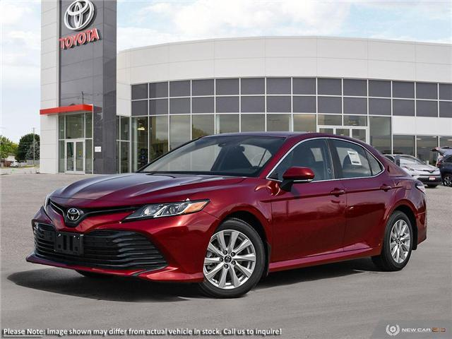 2019 Toyota Camry LE (Stk: 219469) in London - Image 1 of 24