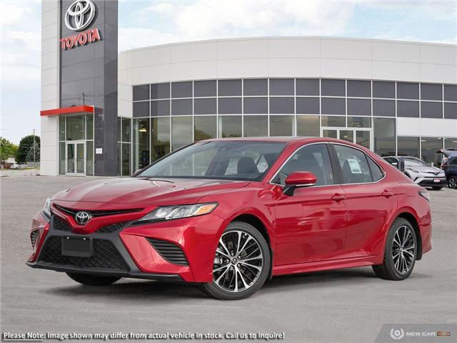 2019 Toyota Camry SE (Stk: 219161) in London - Image 1 of 24