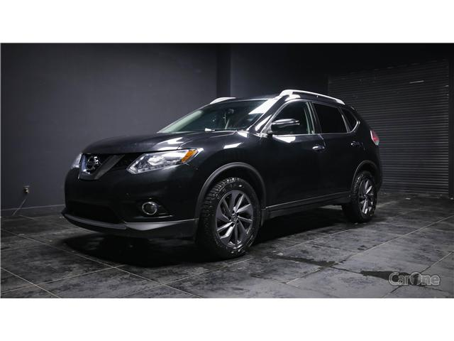 2016 Nissan Rogue SL Premium (Stk: CT19-142) in Kingston - Image 4 of 38