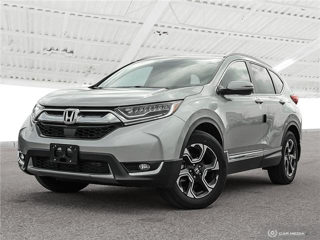 2018 Honda CR-V Touring (Stk: H4015) in Waterloo - Image 1 of 27
