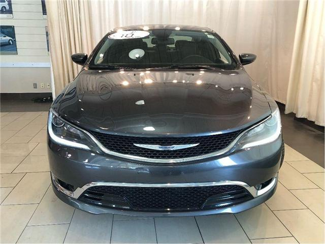 2016 Chrysler 200 C (Stk: K31636) in Toronto - Image 2 of 30