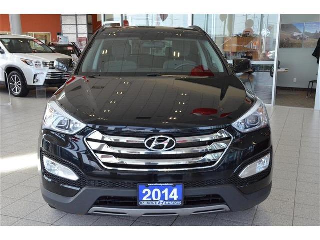 2014 Hyundai Santa Fe Sport  (Stk: 213947A) in Milton - Image 2 of 35
