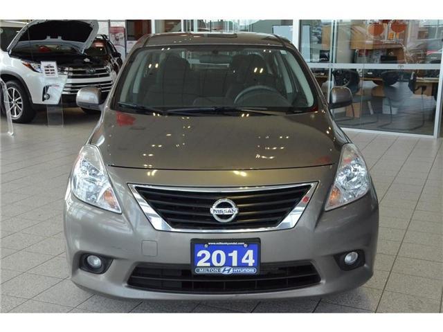 2014 Nissan Versa  (Stk: 812432) in Milton - Image 2 of 36