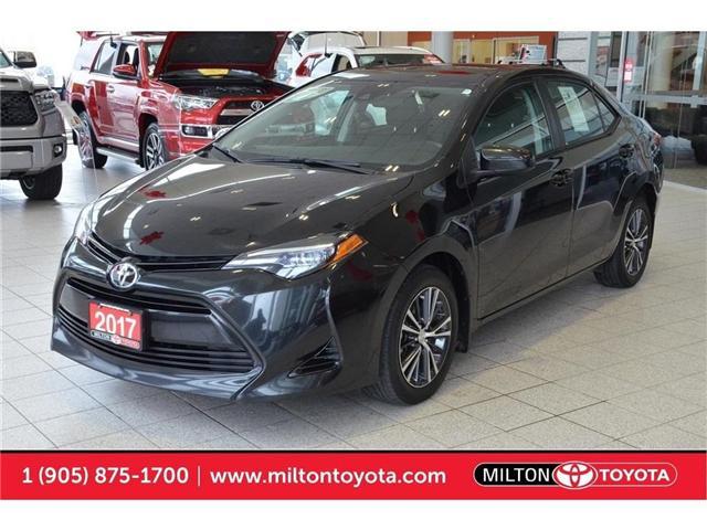 2017 Toyota Corolla  (Stk: 881344) in Milton - Image 1 of 38
