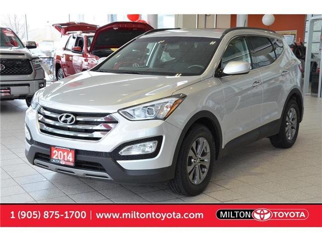 2014 Hyundai Santa Fe Sport  5XYZUDLA2EG225464 225464 in Milton