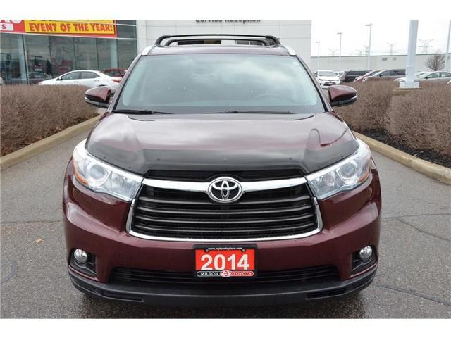 2014 Toyota Highlander  (Stk: 018951) in Milton - Image 2 of 26