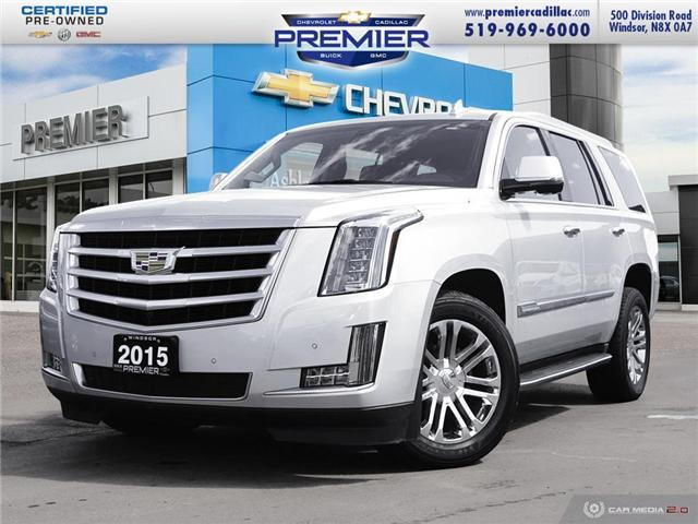 2015 Cadillac Escalade Base (Stk: P19089) in Windsor - Image 1 of 28