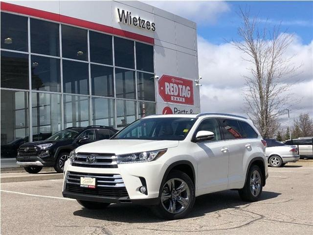 2017 Toyota Highlander Limited (Stk: 67353A) in Vaughan - Image 1 of 24