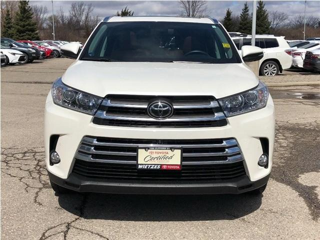 2017 Toyota Highlander Limited (Stk: 67353A) in Vaughan - Image 2 of 24