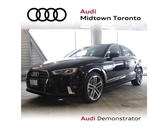 2019 Audi A3 45 Technik (Stk: DAU6399) in Toronto - Image 1 of 26