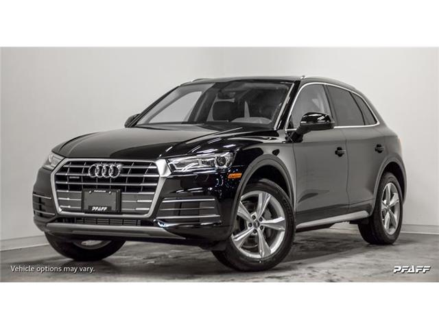 2019 Audi Q5 45 Progressiv (Stk: T16600) in Vaughan - Image 1 of 18