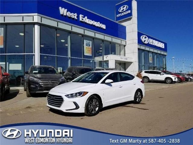2017 Hyundai Elantra  (Stk: E4399) in Edmonton - Image 1 of 21