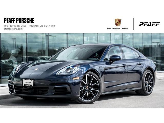 2018 Porsche Panamera 4 (Stk: P13532) in Vaughan - Image 1 of 22