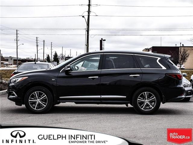 2017 Infiniti QX60 Base (Stk: UP13592) in Guelph - Image 3 of 25