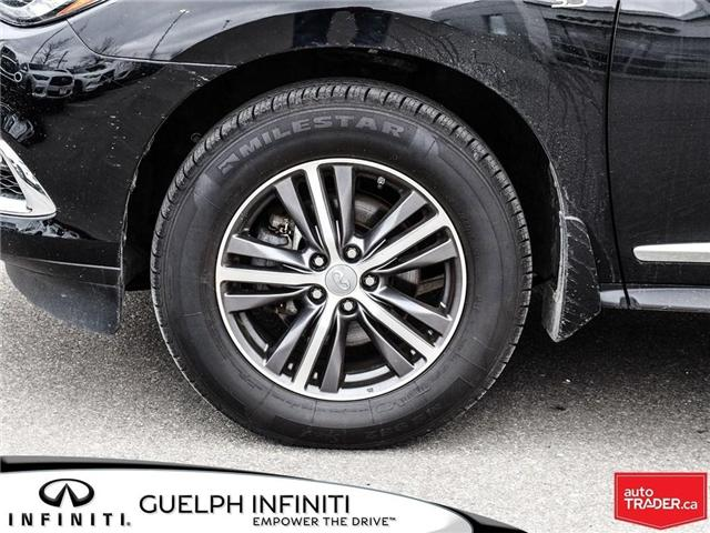 2017 Infiniti QX60 Base (Stk: UP13592) in Guelph - Image 9 of 25