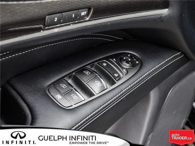 2017 Infiniti QX60 Base (Stk: UP13592) in Guelph - Image 10 of 25