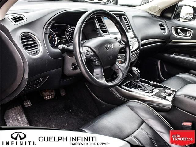 2017 Infiniti QX60 Base (Stk: UP13592) in Guelph - Image 12 of 25