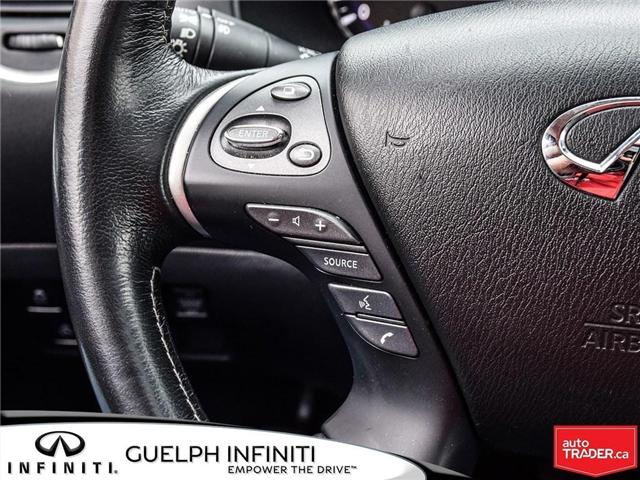 2017 Infiniti QX60 Base (Stk: UP13592) in Guelph - Image 20 of 25
