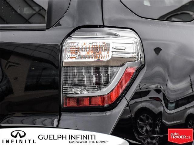 2017 Toyota 4Runner SR5 (Stk: IUP1903) in Guelph - Image 7 of 25