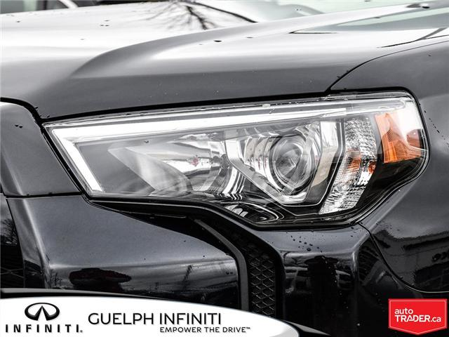 2017 Toyota 4Runner SR5 (Stk: IUP1903) in Guelph - Image 8 of 25