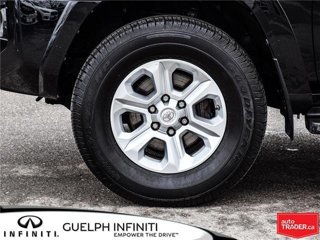 2017 Toyota 4Runner SR5 (Stk: IUP1903) in Guelph - Image 9 of 25