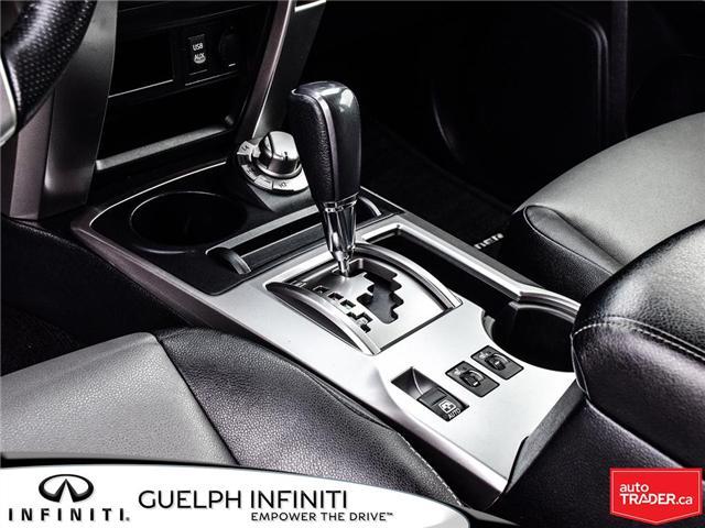 2017 Toyota 4Runner SR5 (Stk: IUP1903) in Guelph - Image 11 of 25