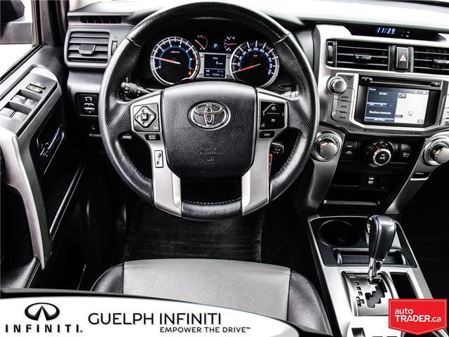 2017 Toyota 4Runner SR5 (Stk: IUP1903) in Guelph - Image 16 of 25