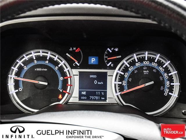 2017 Toyota 4Runner SR5 (Stk: IUP1903) in Guelph - Image 20 of 25