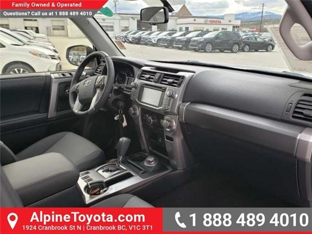 2019 Toyota 4Runner SR5 (Stk: 5683184) in Cranbrook - Image 11 of 16