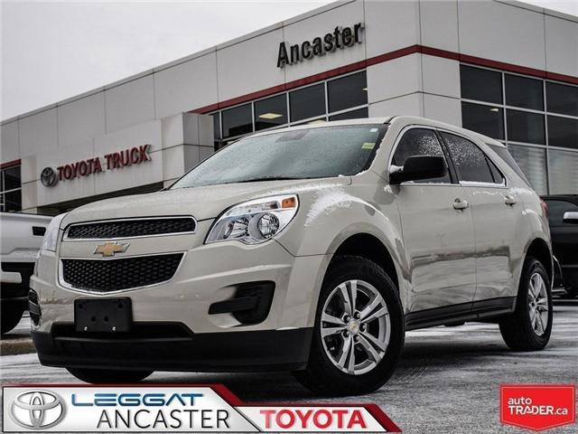 2015 Chevrolet Equinox LS (Stk: 19137A) in Ancaster - Image 1 of 16