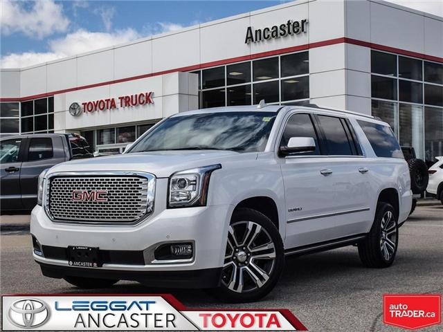 2017 GMC Yukon XL Denali (Stk: 3776) in Ancaster - Image 1 of 25