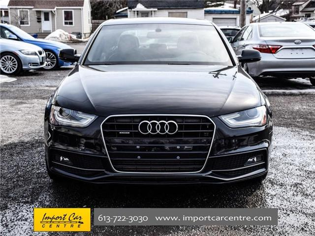 2015 Audi A4 2.0T Komfort plus (Stk: 035464) in Ottawa - Image 2 of 30