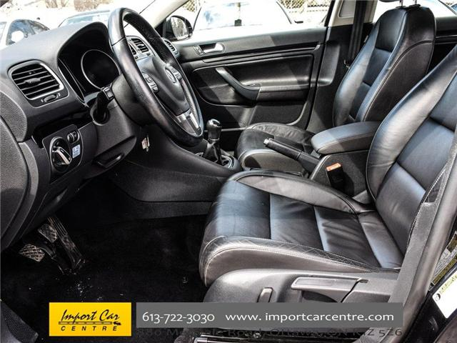 2013 Volkswagen Golf 2.0 TDI Highline (Stk: 682909) in Ottawa - Image 13 of 30