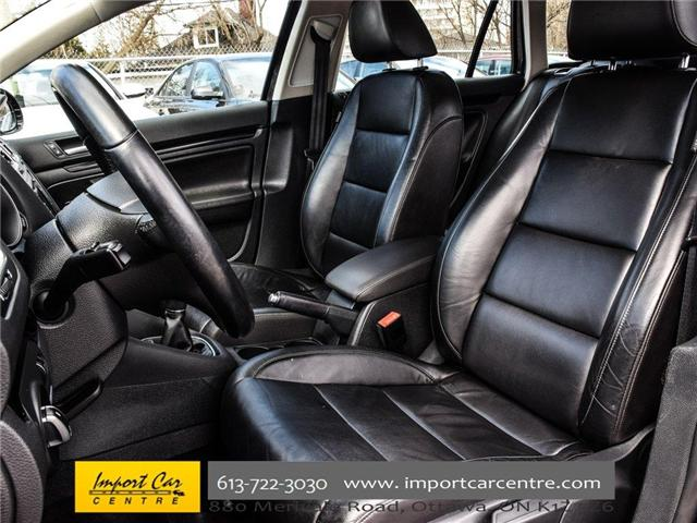 2013 Volkswagen Golf 2.0 TDI Highline (Stk: 682909) in Ottawa - Image 16 of 30