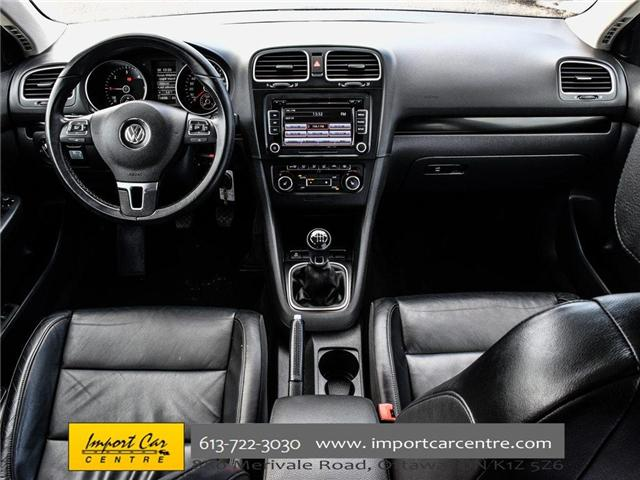 2013 Volkswagen Golf 2.0 TDI Highline (Stk: 682909) in Ottawa - Image 23 of 30