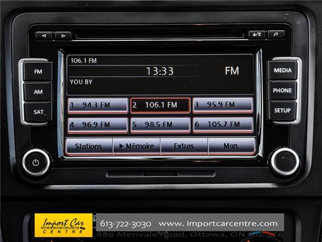 2013 Volkswagen Golf 2.0 TDI Highline (Stk: 682909) in Ottawa - Image 25 of 30