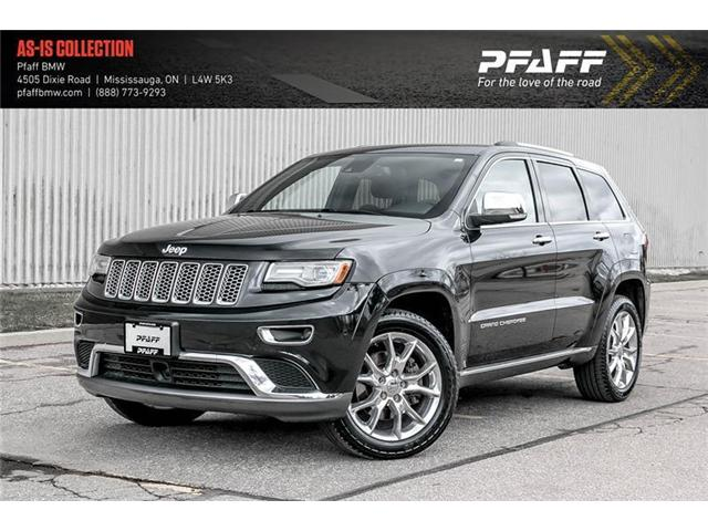 2014 Jeep Grand Cherokee Summit (Stk: 22070A) in Mississauga - Image 1 of 22