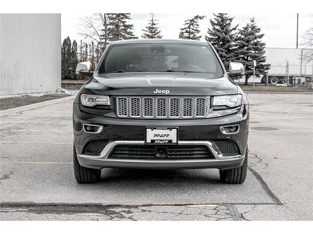2014 Jeep Grand Cherokee Summit (Stk: 22070A) in Mississauga - Image 2 of 22