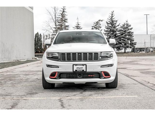 2014 Jeep Grand Cherokee SRT (Stk: U5364A) in Mississauga - Image 2 of 22