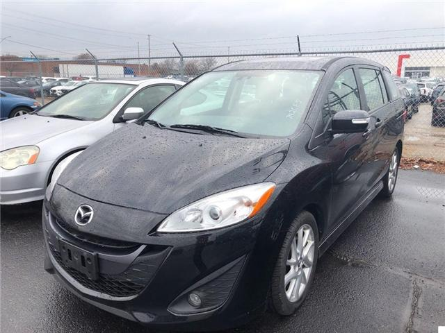 2017 Mazda Mazda5 GT (Stk: 1810) in Burlington - Image 1 of 4