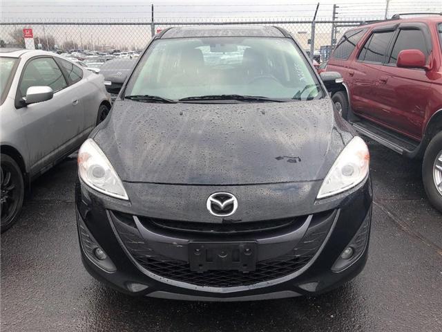 2017 Mazda Mazda5 GT (Stk: 1810) in Burlington - Image 2 of 4