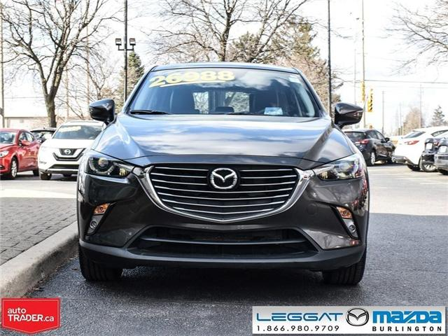 2018 Mazda CX-3 GT- LEATHER, BOSE, BLUETOOTH, MOONROOF (Stk: 1828) in Burlington - Image 2 of 23