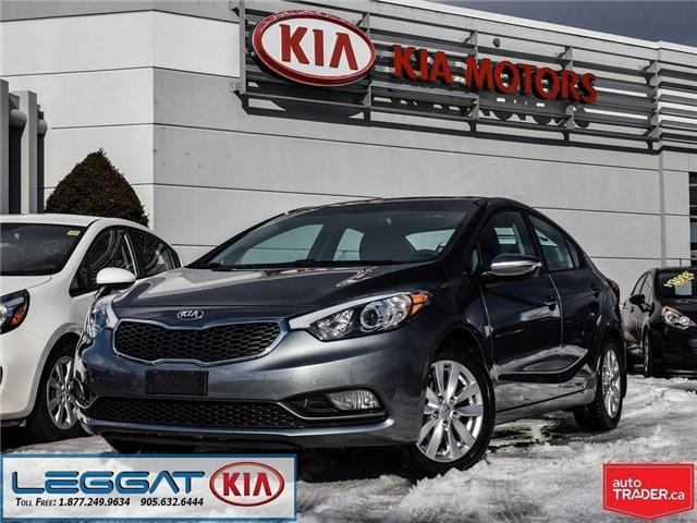 2015 Kia Forte LX+ (Stk: 2350) in Burlington - Image 1 of 21