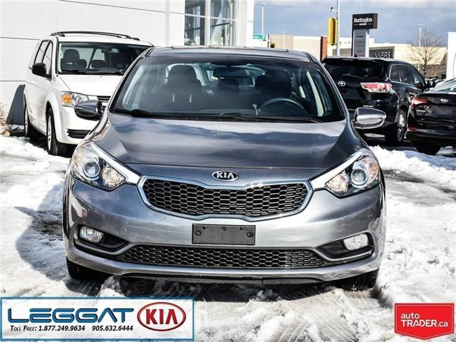 2015 Kia Forte LX+ (Stk: 2350) in Burlington - Image 2 of 21