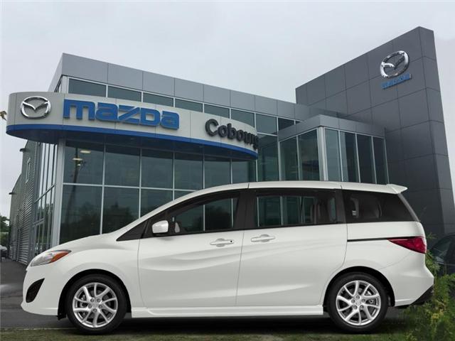 2015 Mazda Mazda5 GT (Stk: 15153) in Cobourg - Image 1 of 1