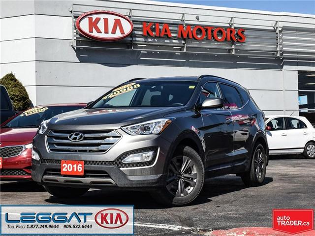 2016 Hyundai Santa Fe Sport 2.4 (Stk: 907093A) in Burlington - Image 1 of 21