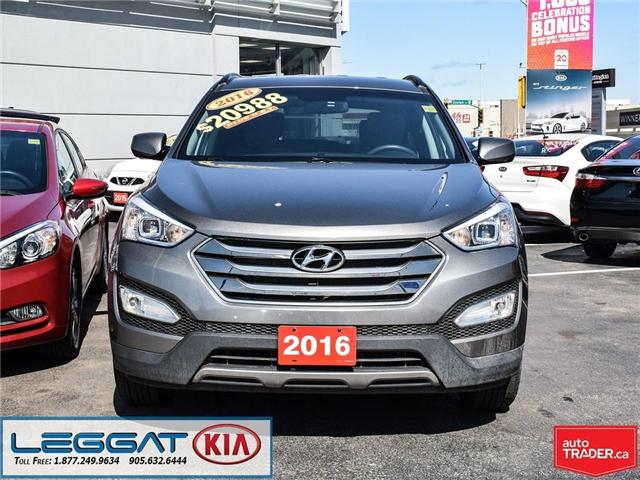 2016 Hyundai Santa Fe Sport 2.4 (Stk: 907093A) in Burlington - Image 2 of 21