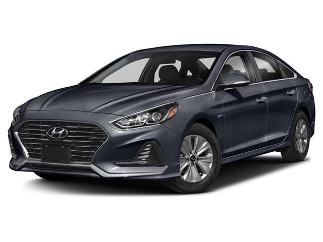 2018 Hyundai Sonata Hybrid GL (Stk: 28691) in Scarborough - Image 1 of 9
